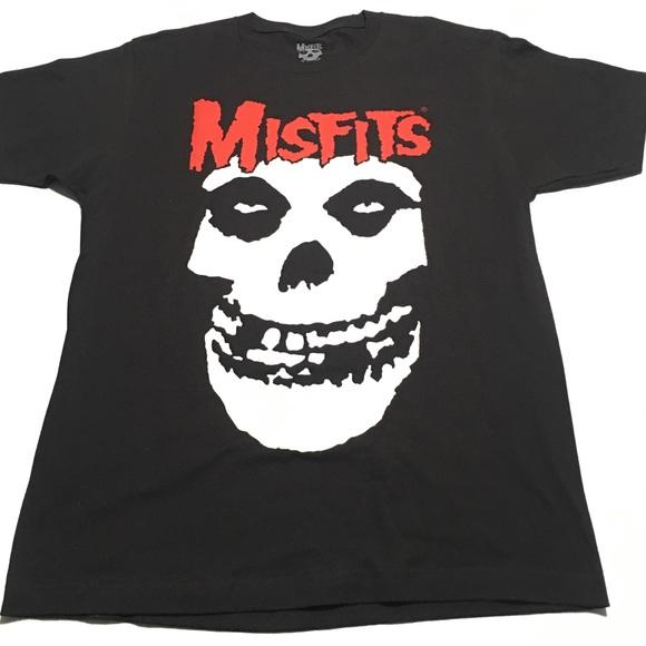 """SIZE S /& XL /""""CRIMSON GHOST/"""" T-SHIRT M OFFICIAL /""""MISFITS/"""""""